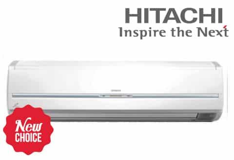 เครื่องปรับอากาศ HITACHI รุ่น Inspire the Next RAS - S10CDT